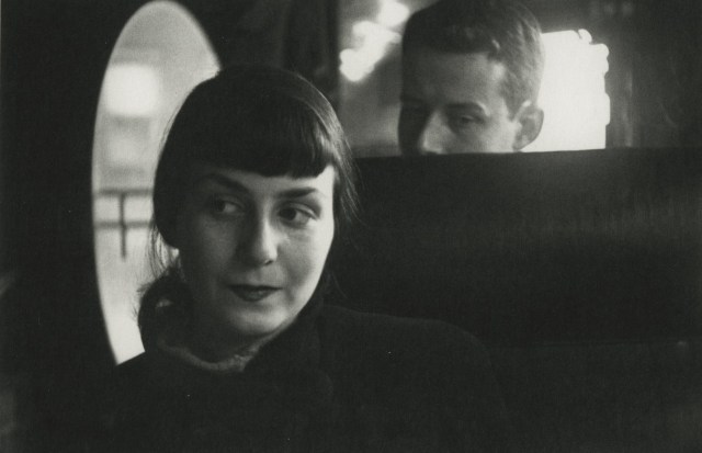 'Dick-and-Adele, 1947', Saul Leiter:Dave Dye.jpg