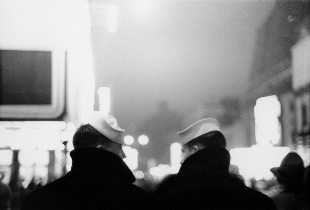 'Sailors', Saul Leiter:Dave Dye.jpg