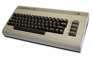 Commodore 64 computer (1982)