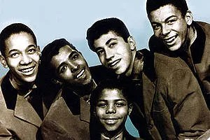 Español: Frankie Lymon and The Teenagers