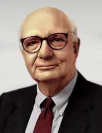Paul Volcker, former head of the Federal Reserve