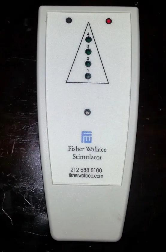 Fisher Wallace Stimulator - Frontal