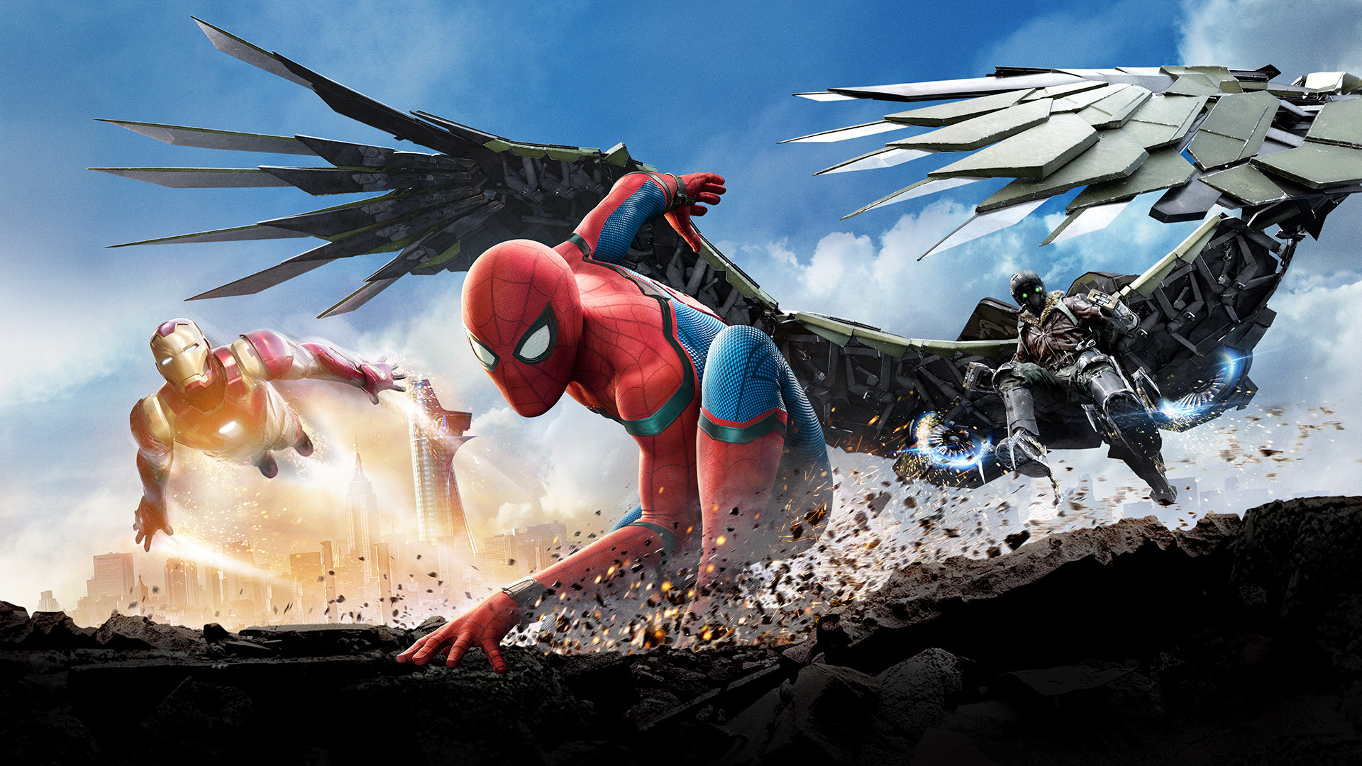 Review – Spider-Man: Homecoming (2017)