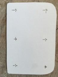 Template for separators