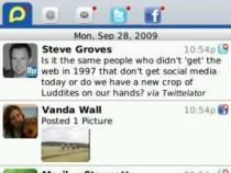 SocialScope screenshot