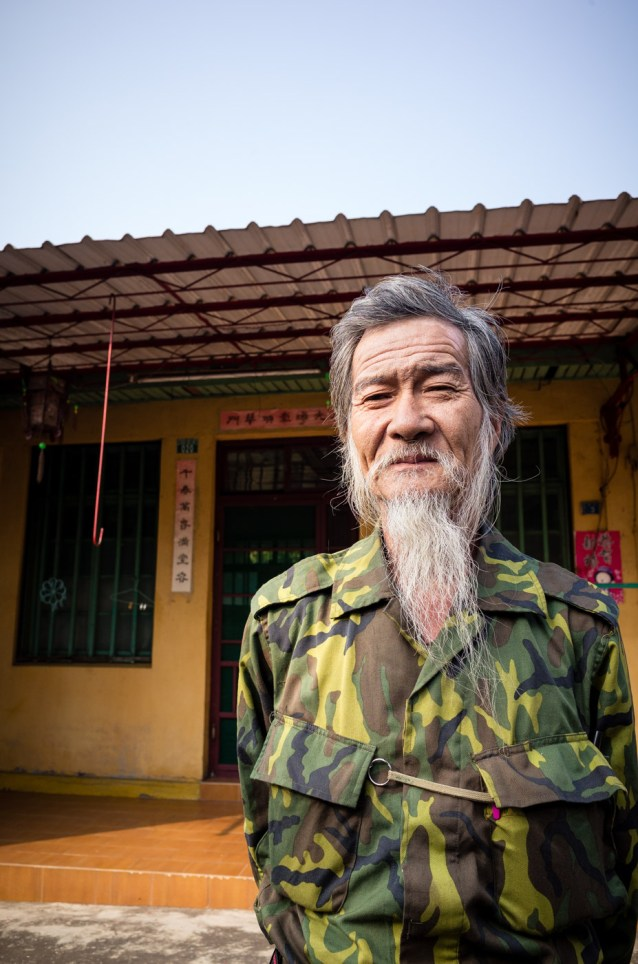 HuangPu Third Village Resident
