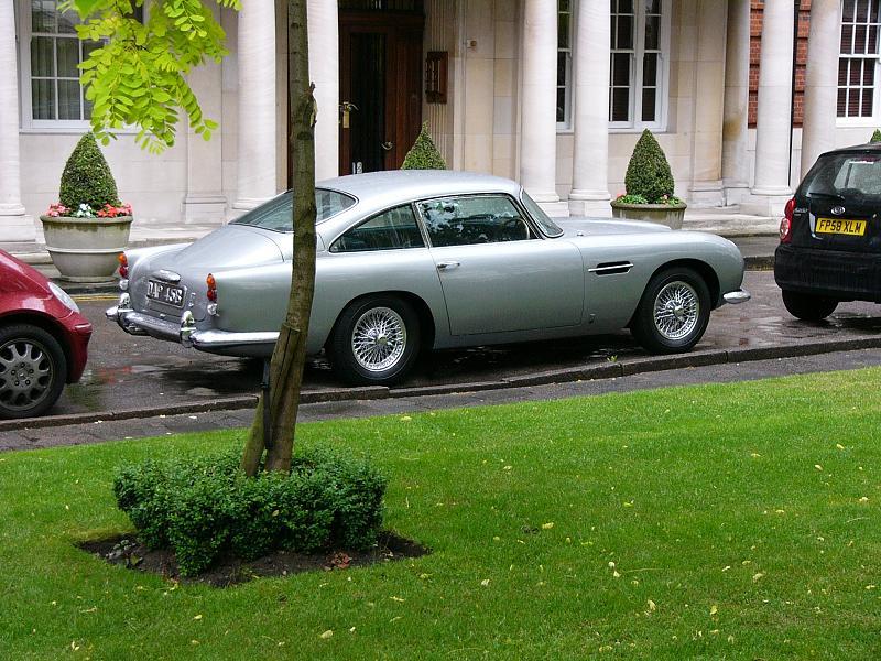 Aston Martin, Princes Gate Court, Knightsbridge