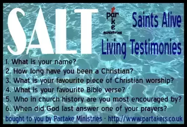 salt,partake ministries