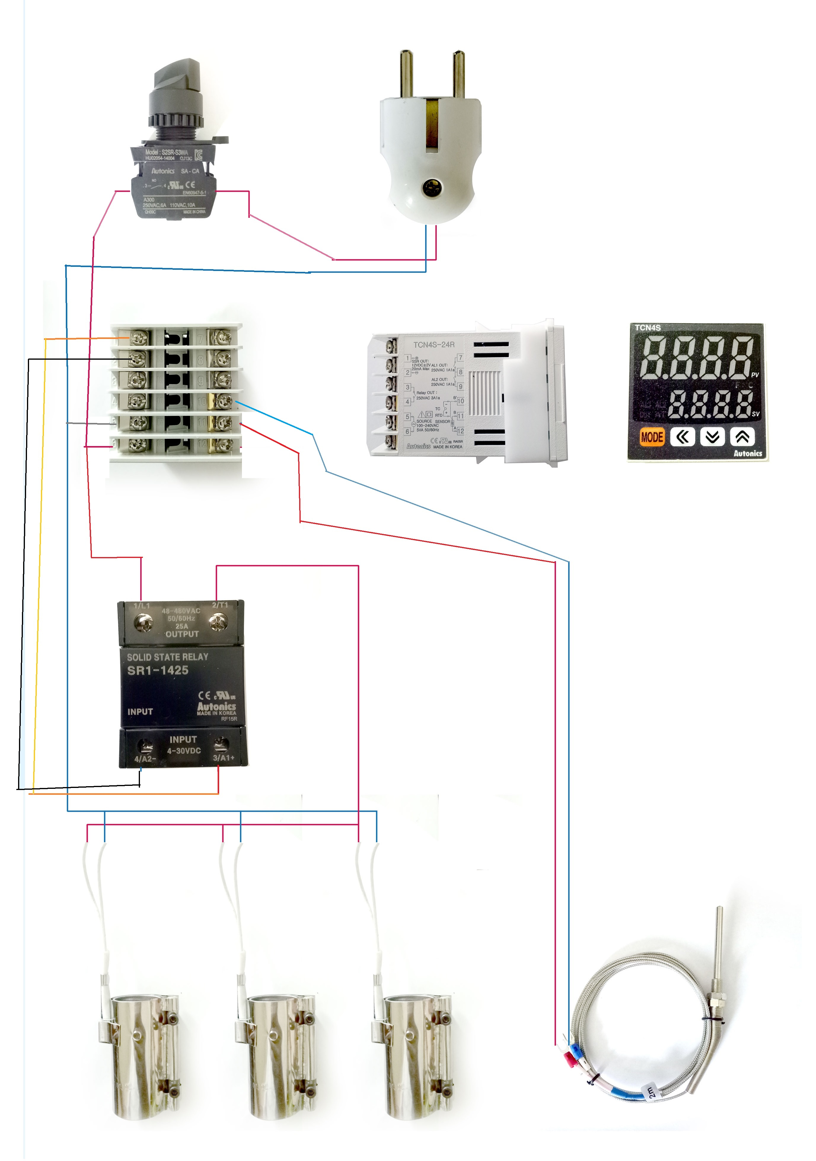 Please Help Injection Wiring Dave Hakkens Electrical In Reply To
