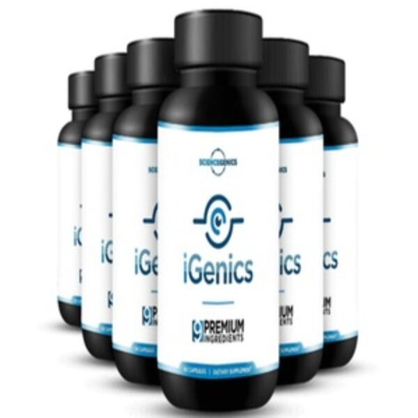 Profile picture of igenics review