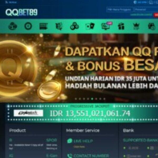 Situs Bandar Judi Slot Online Resmi Terpercaya Qqbet89 Dave Hakkens