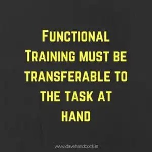 Endurance and Efficiency: Functional Training