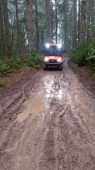Slick trail.