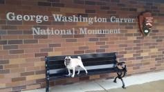 George Washington Carver National Monument.