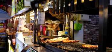 Shilin Night Market - Taipei, Taiwan