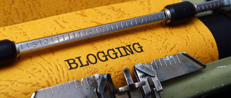 Blogging Concept