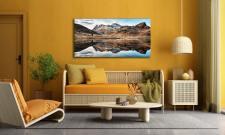 Dusk Over Blea Tarn - Canvas Print on Wall