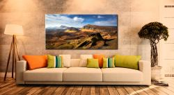 The Quiraing Range - Canvas Print on Wall