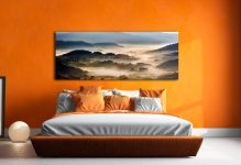 Rolling Hills of Little Langdale - Canvas Print on Wall