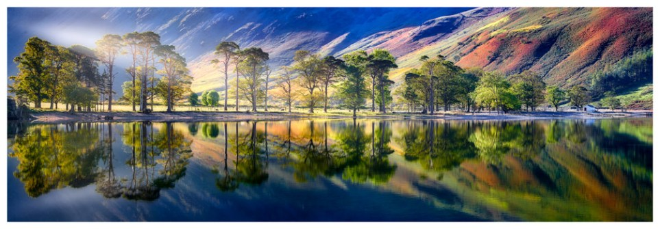 Buttermere Tranquility - Lake District Print