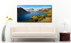 Spring at Ullswater - Canvas Print on Wall