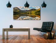 The Greens of Buttermere - Lake District Canvas on Wall