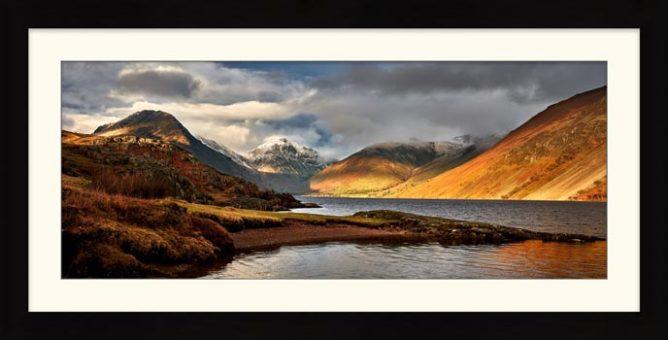 Glorious Lake District - Framed Print