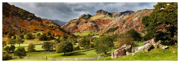 Summer Greens of Langdale - Prints of Lake District