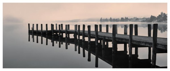 Coniston Jetty - Lake District Print
