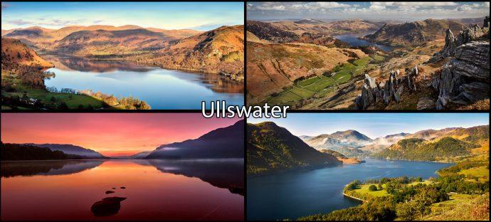 Ullswater Mugs 4 Pack