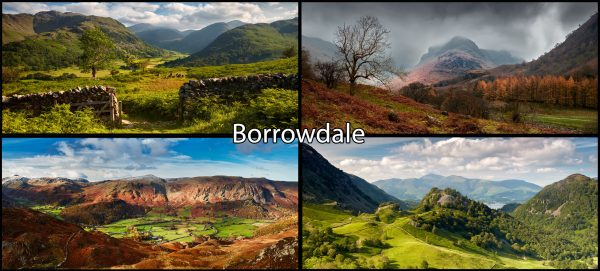 Borrowdale Mugs 4PK