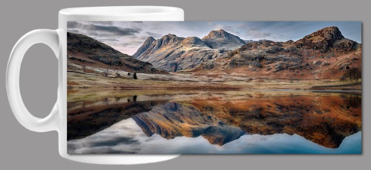 Dusk at Blea Tarn Mug