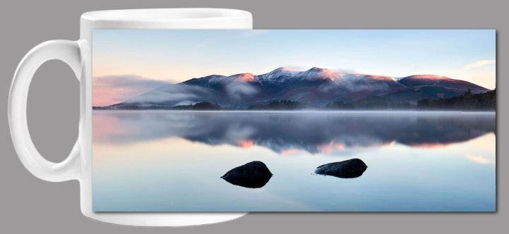 New Day at Derwent Water Mug