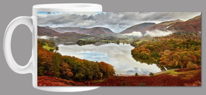 Trees of Grasmere Mug