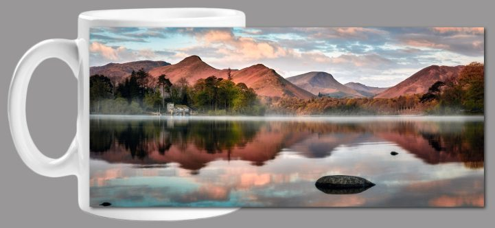 Cat Bells Red Dawn - Mug