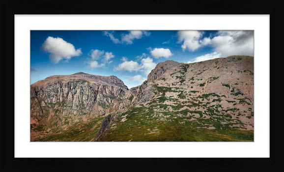 Sca Fell Pikes - Framed Print