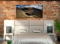 Goats Water and Coniston Old Man - Canvas Print on Wall