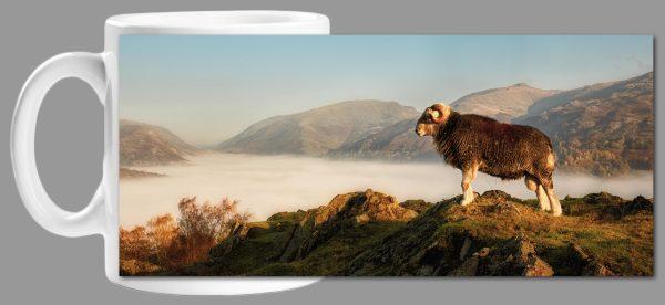 Ram of Grasmere Mug