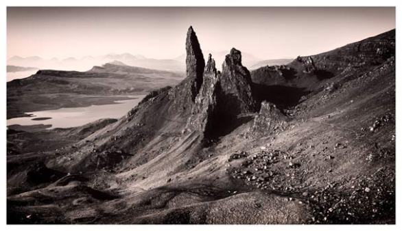 The Storr Isle of Skye - Isle of Skye Print