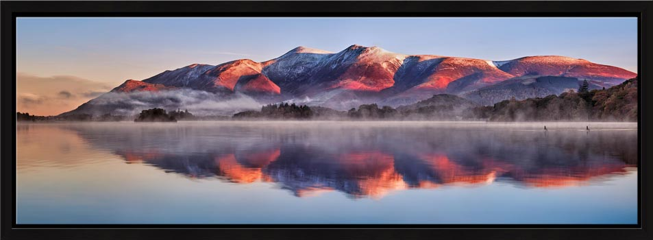 Skiddaw Reflection - Modern Print