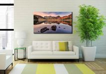 Blea Tarn at Dusk - Lake District Canvas on Wall