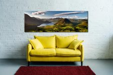Loweswater Fell Summit - UltraHD Print with Aluminium Backing on Wall