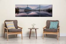 Misty Grasmere - UltraHD Print with Aluminium Backing on Wall