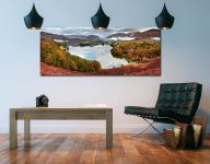 Trees of Grasmere - UltraHD Print with Aluminium Backing on Wall