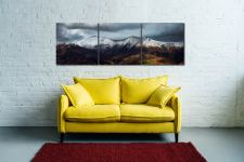 Snow Capped Skiddaw - UltraHD Print with Aluminium Backing on Wall