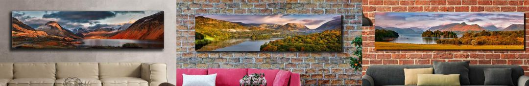 Bowness On Windermere Morning Mists Canvas