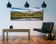 Elterwater Summer - Canvas Print on Wall
