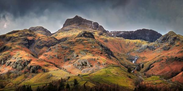 Harrison Stickle Pavey Ark - UltraHD Print with Aluminium Backing