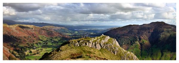 Pike Howe in Great Langdale - Prints of Lake District