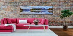 Derwent Water Tranquility - UltraHD Print with Aluminium Backing on Wall